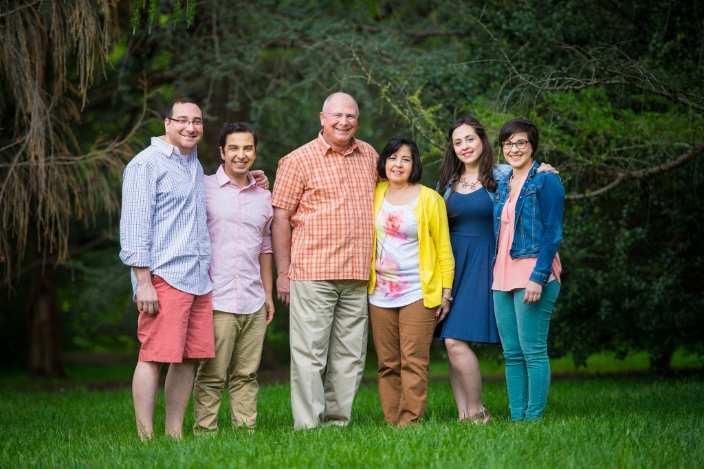 35 Baez family portraits