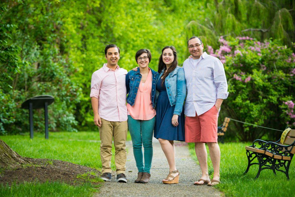 40 Baez family portraits
