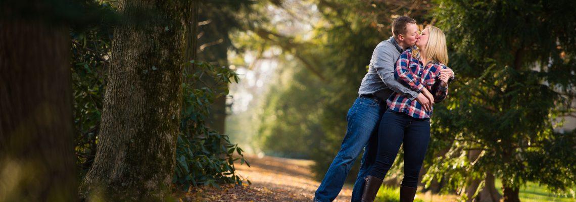 Kristin & Sean – Longwood Gardens Kennett Square PA