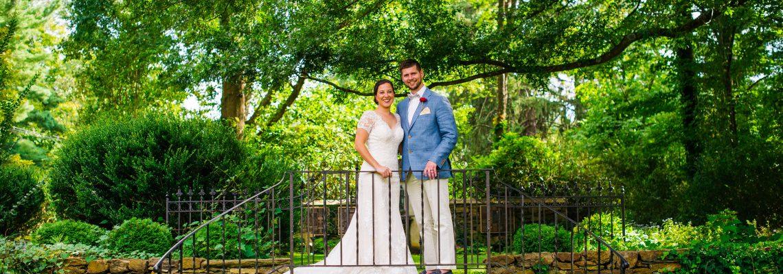 Sofia & Randy | Bolingbroke Mansion, Radnor PA