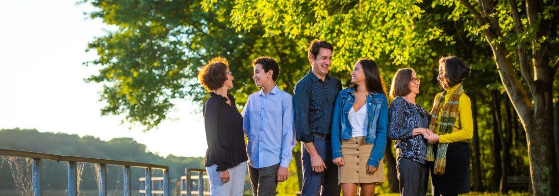 Gomez Family | Lums Pond, Bear DE